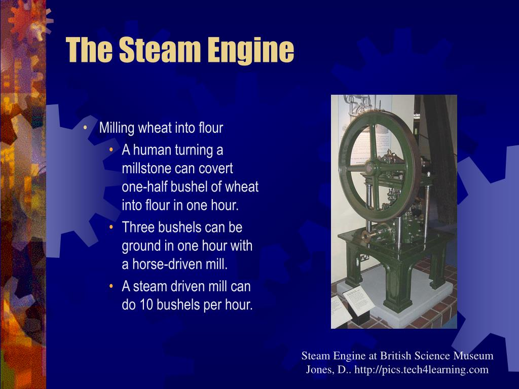 The Steam Engine