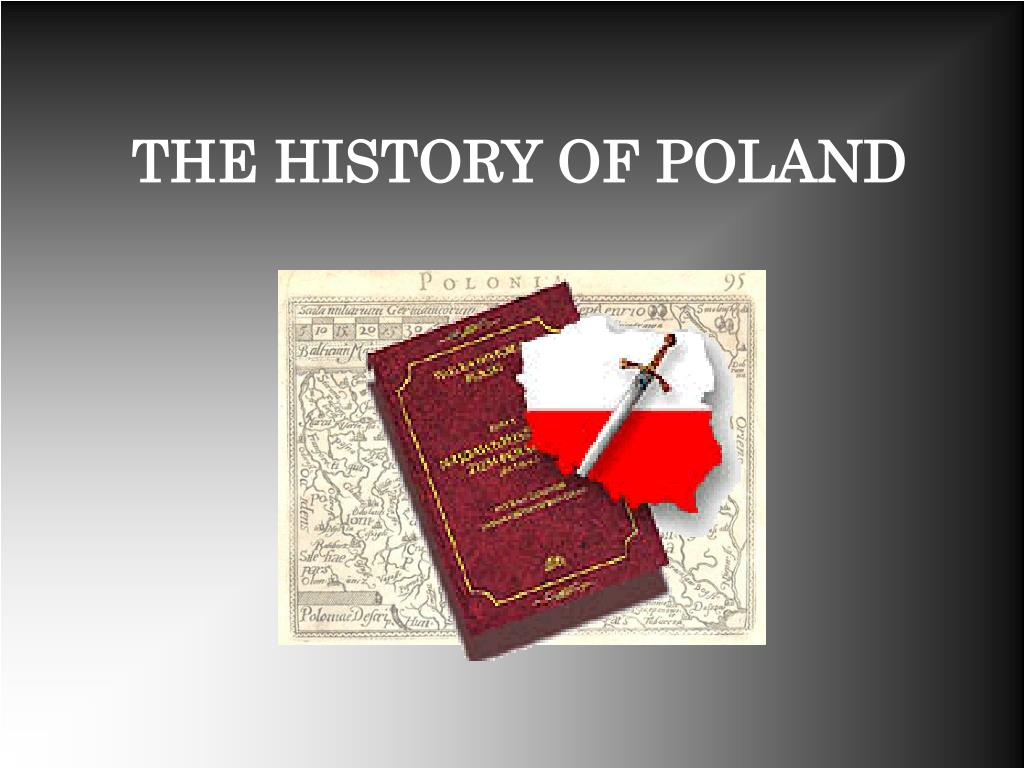 the history of poland l.