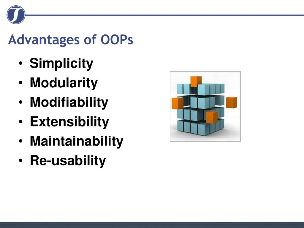 Advantages of OOPs