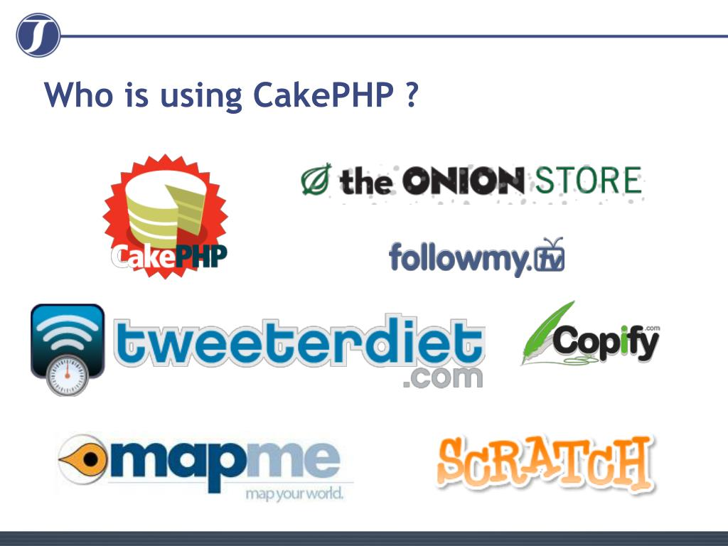 Who is using CakePHP ?