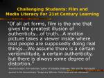 challenging students film and media literacy for 21st century learning6