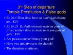 3 rd step of departure temple prostitution false gods18