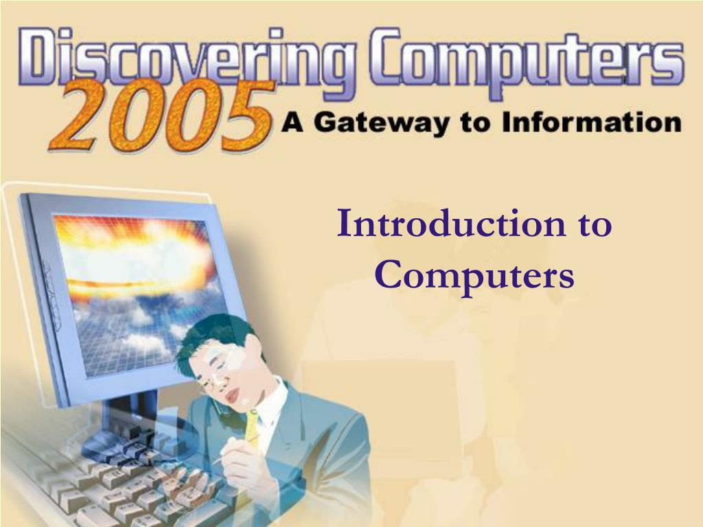 an introduction to the importance of computers