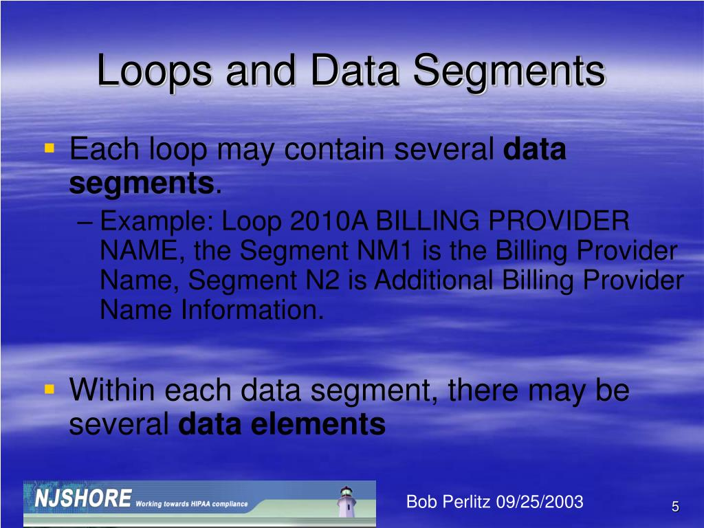 Loops and Data Segments