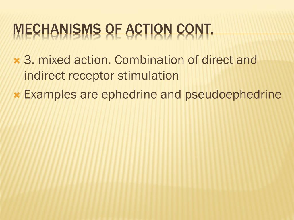 PPT - Adrenergic and anti-adrenergic drugs PowerPoint