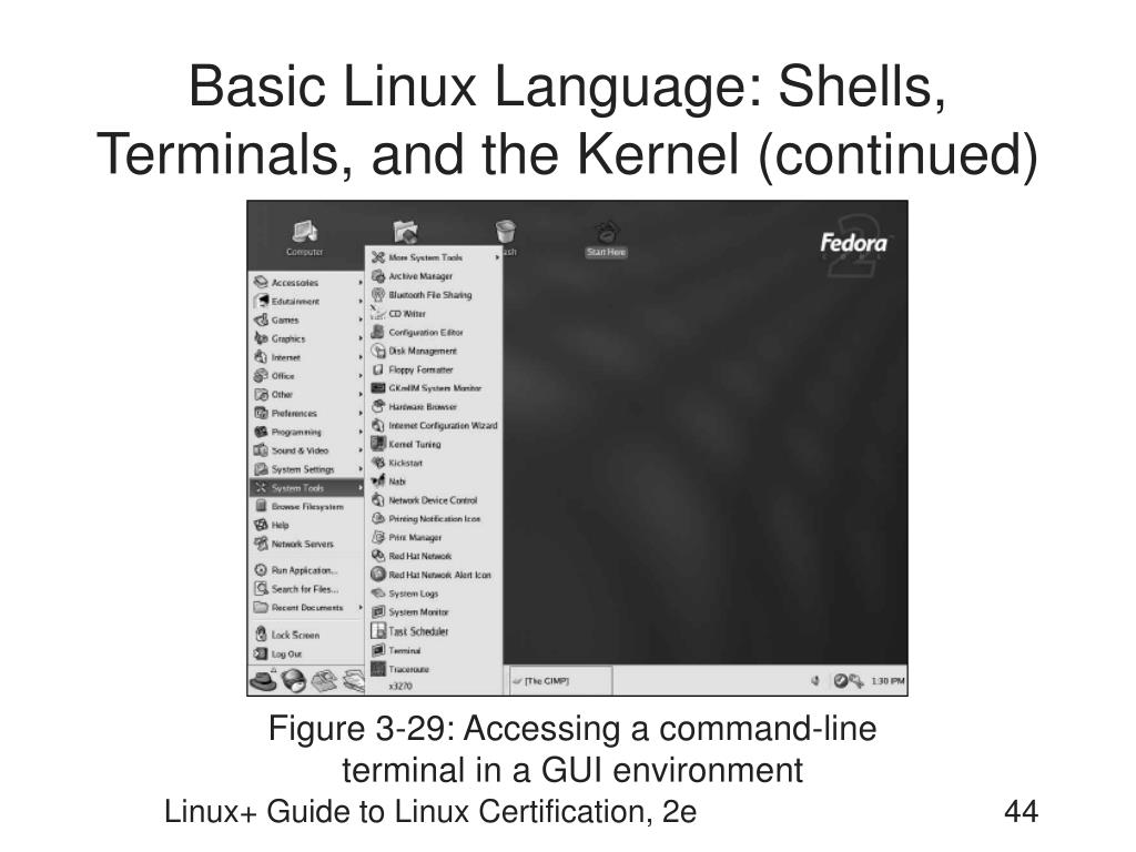 PPT - Linux+ Guide to Linux Certification, Second Edition PowerPoint