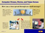 computer viruses worms and trojan horses5