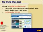 the world wide web33