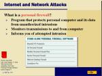internet and network attacks14