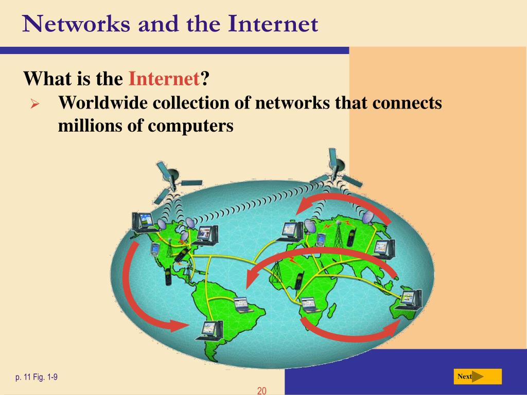 Networks and the Internet