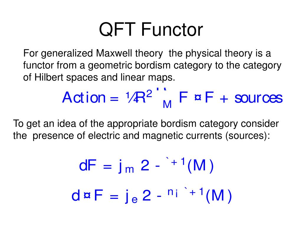 PPT - Overview of the Theory of Self-Dual Fields PowerPoint