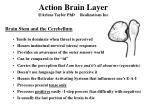 action brain layer arlene taylor phd realizations inc
