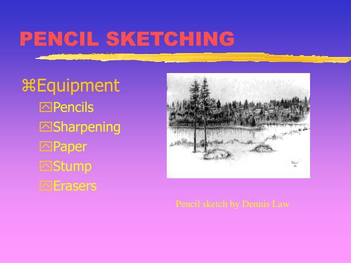 Pencil sketching3