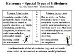 extremes special types of giftedness arlene taylor phd realizations inc