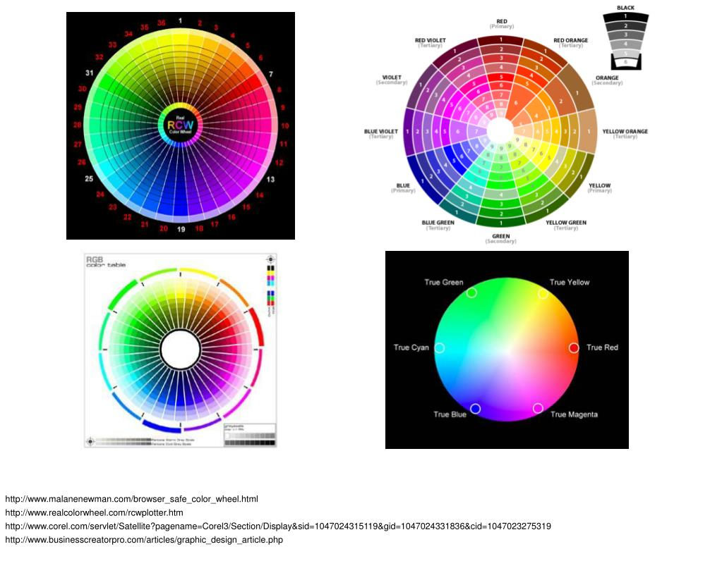 http://www.malanenewman.com/browser_safe_color_wheel.html