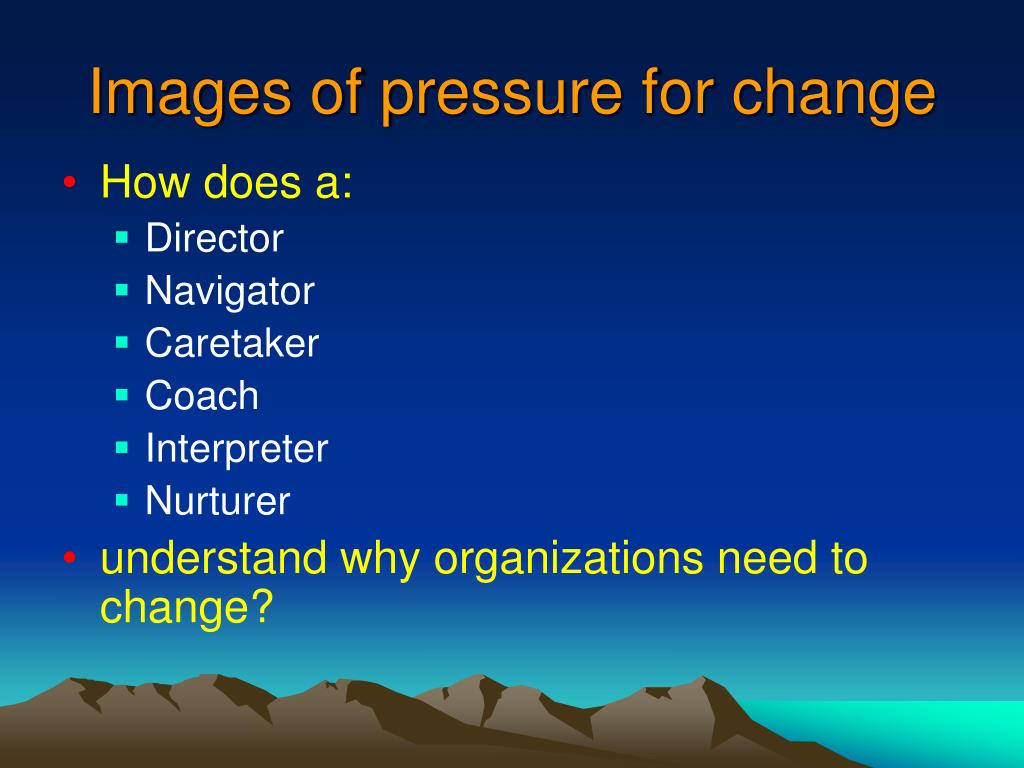 """why organisations need to change Prosci defines change management as """" this is why we need org change management this is where an org change leader earns their pay."""