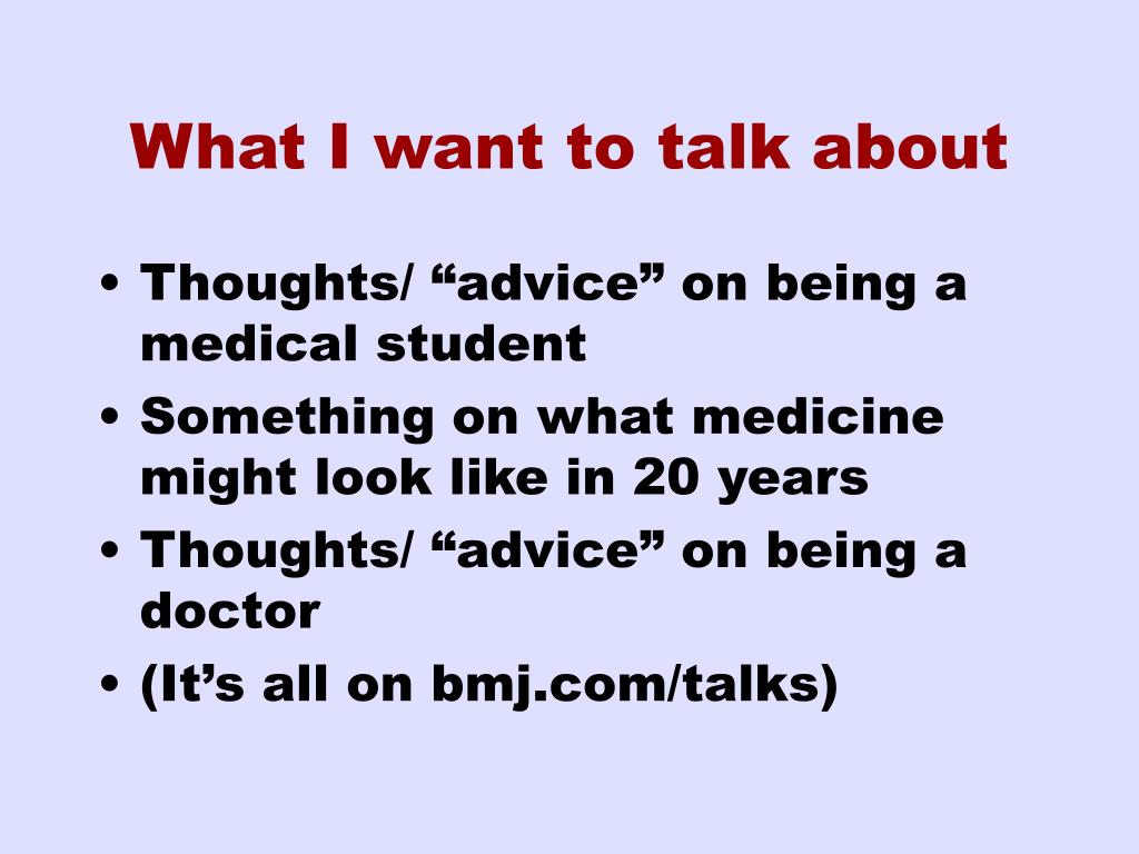 What I want to talk about