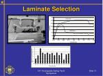 laminate selection