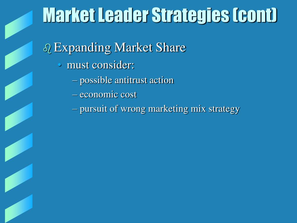 market leader vs market followers The follower brand can thrive in a given market, as well but they are typically recognized as an alternative to leader brands based on a competitive advantage but they are typically recognized as an alternative to leader brands based on a competitive advantage.