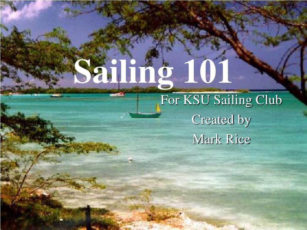 sailing 101 l.