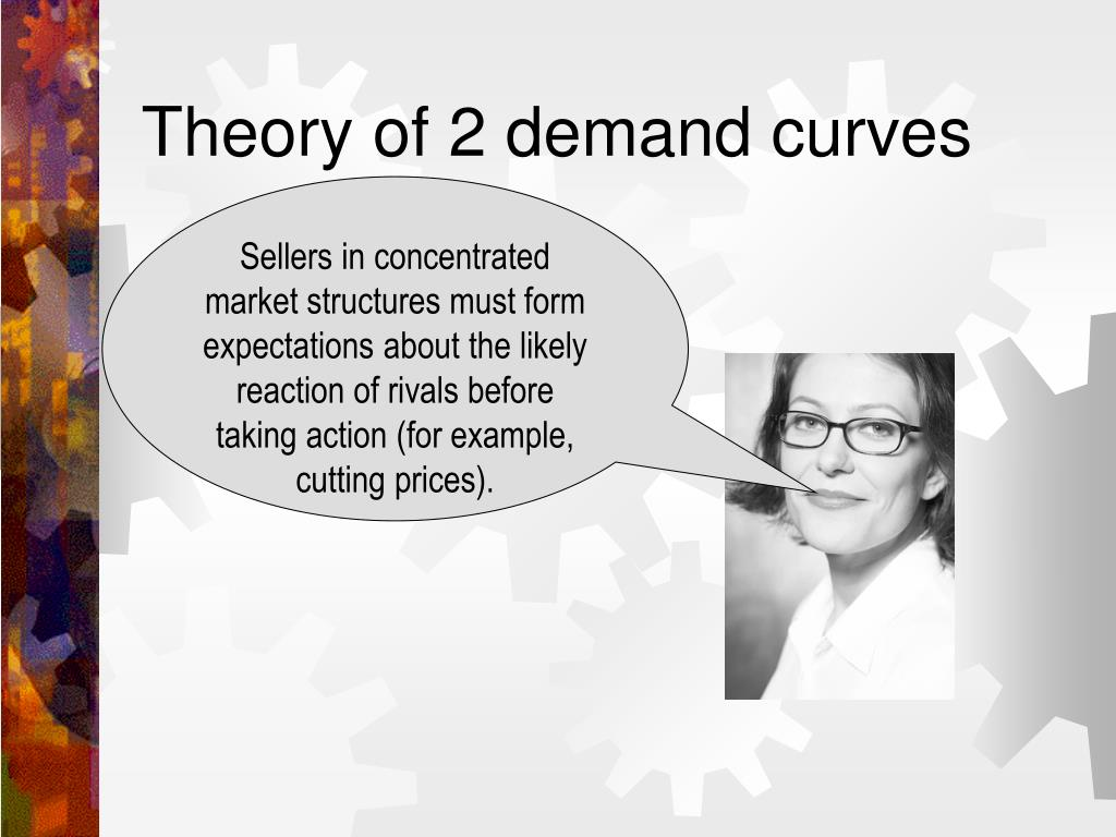 Theory of 2 demand curves