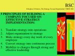 bsc r kaplan d norton the strategy focused organization hbsp 2001