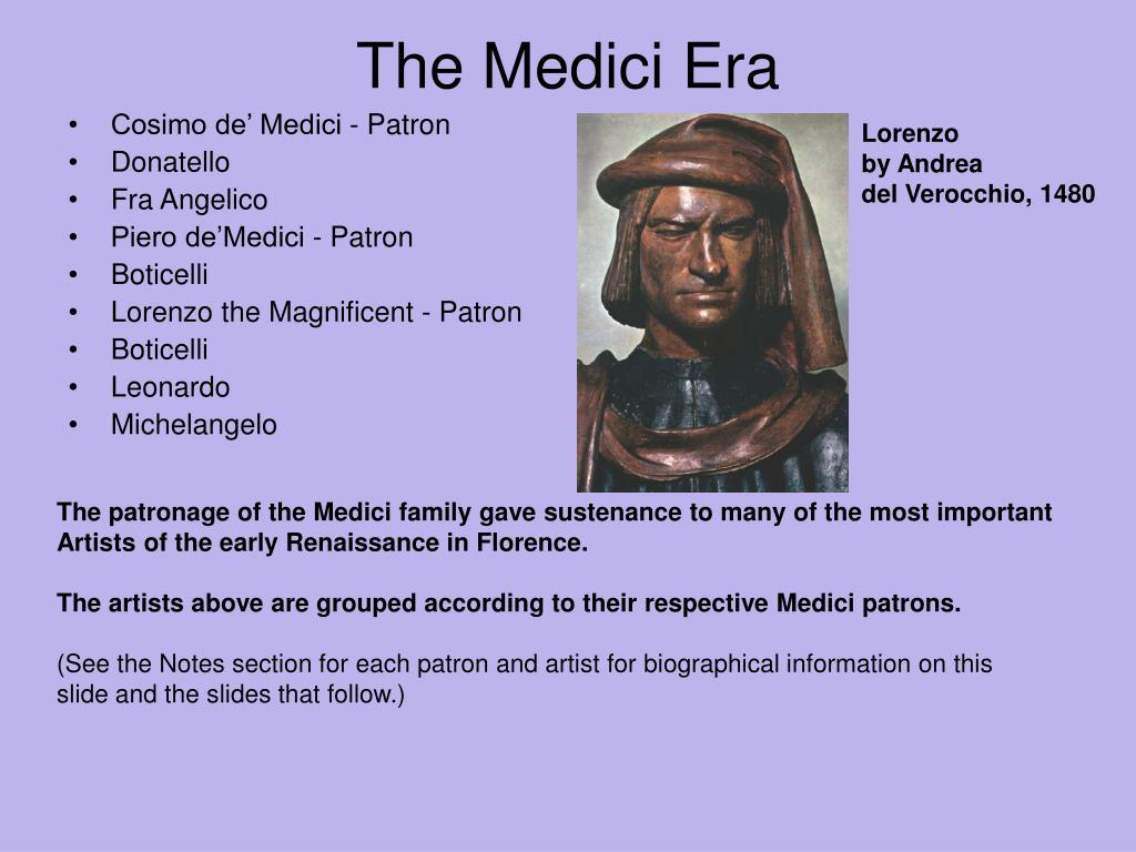The Medici Era