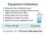 equipment calibration4