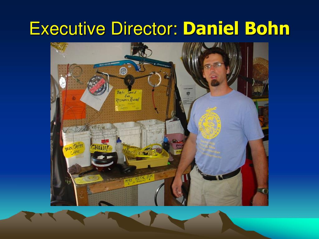 Executive Director: