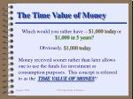 the time value of money3