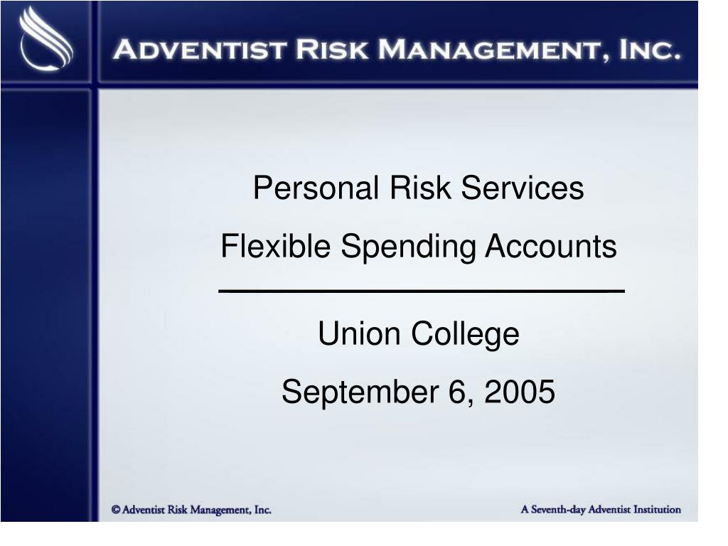 Personal Risk Services