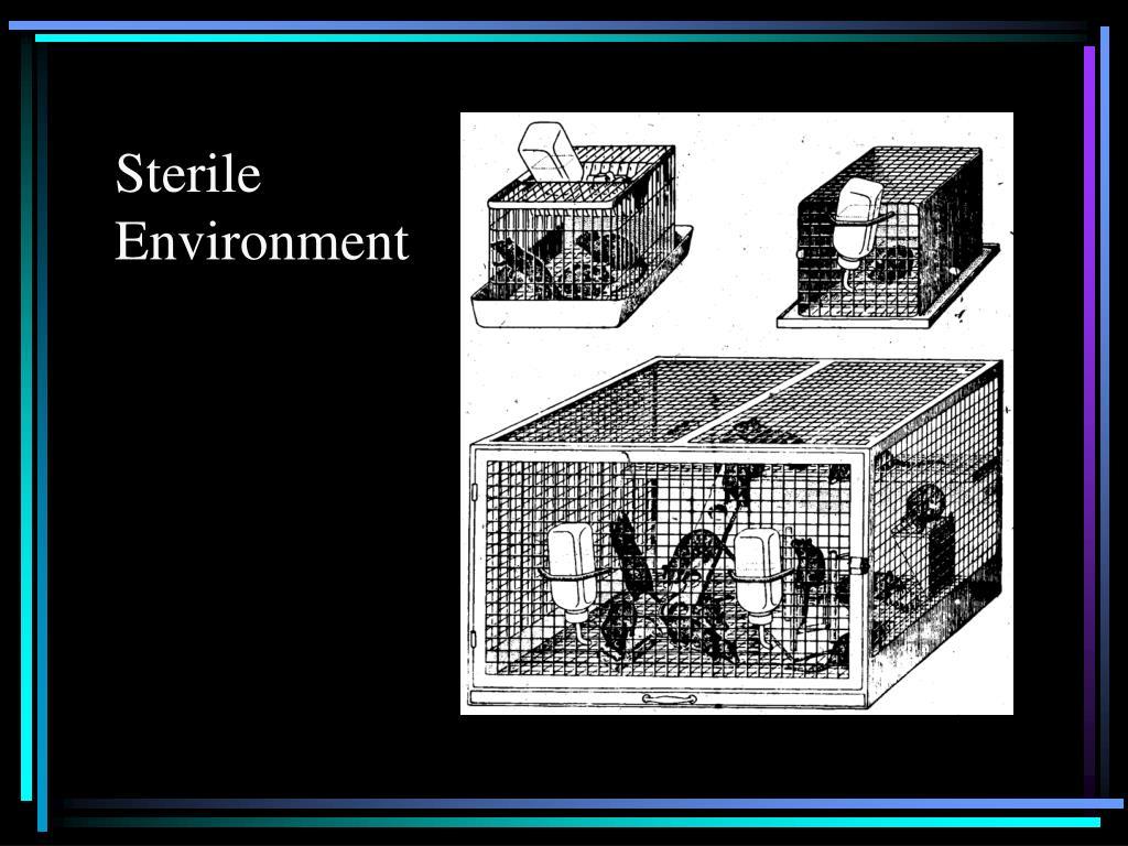 Sterile Environment