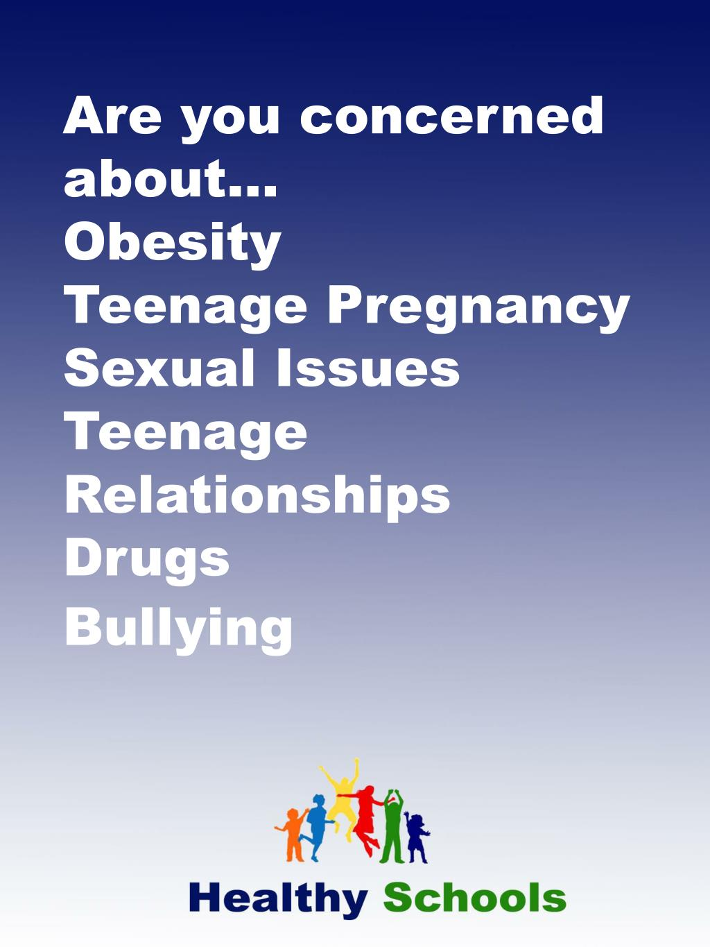 Are you concerned about…