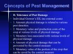 concepts of pest management30