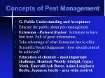 concepts of pest management36