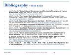 bibliography mori kai