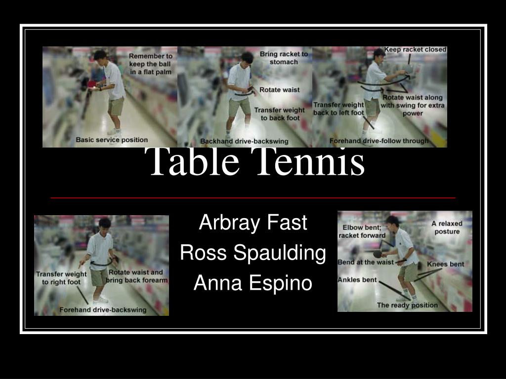 table tennis l.