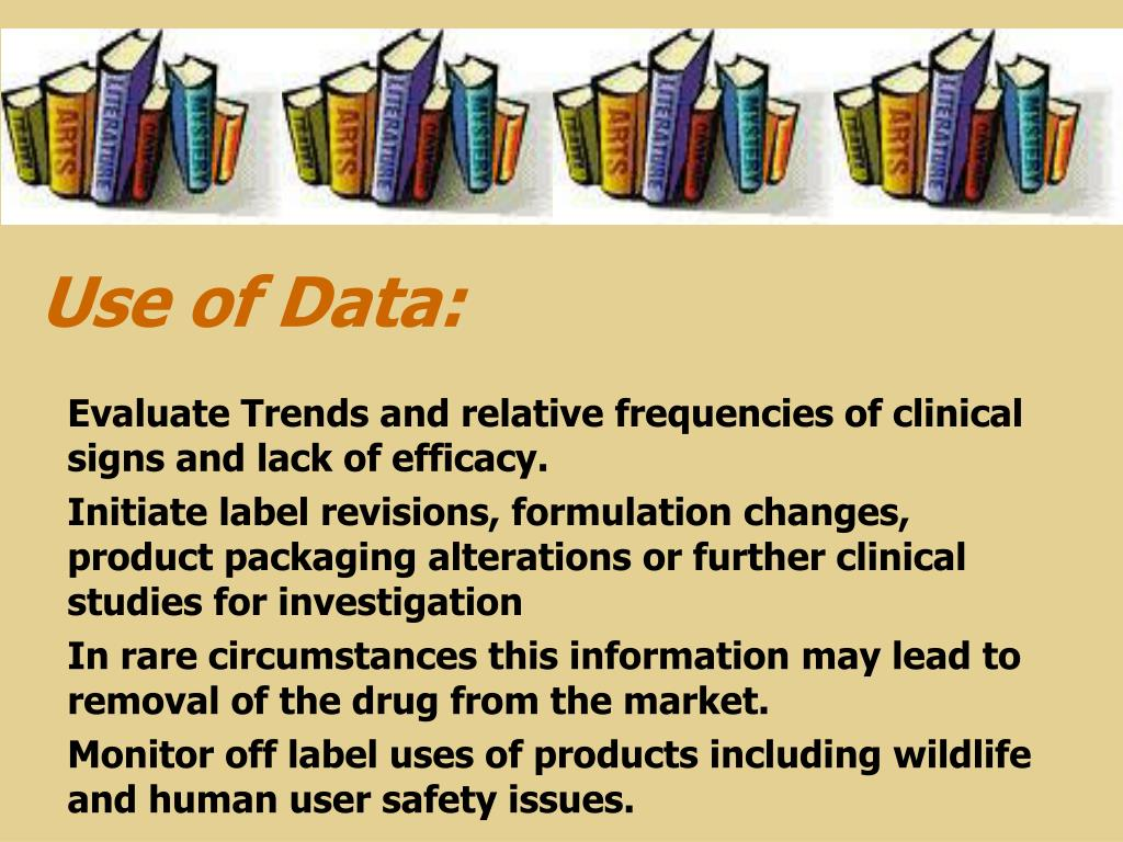 Use of Data: