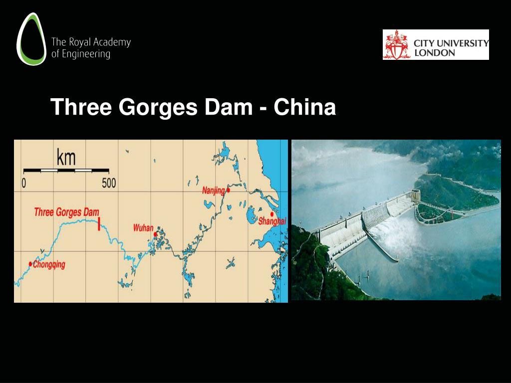 Three Gorges Dam - China
