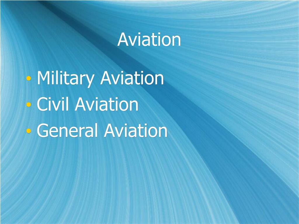aviation l.