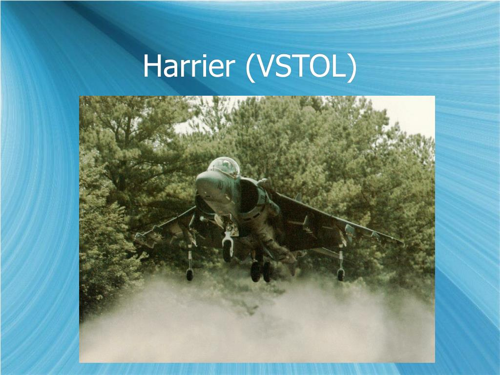 Harrier (VSTOL)