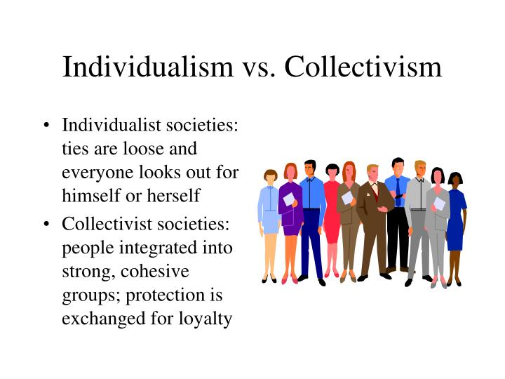 collectivism vs individualism in anthem A society of complete collectivism, showing the ultimate conse-  and, by contrast, the meaning of the principles of individualism ayn rand said, i have written.