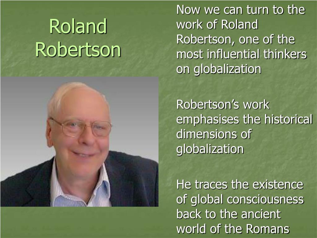 Roland Robertson
