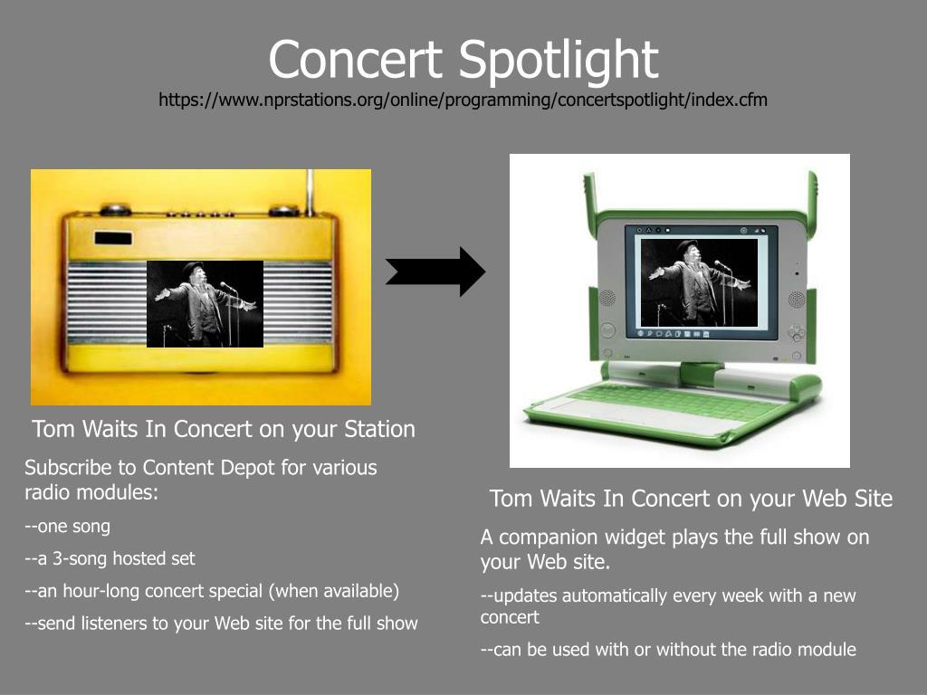 Concert Spotlight