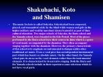 shakuhachi koto and shamisen10