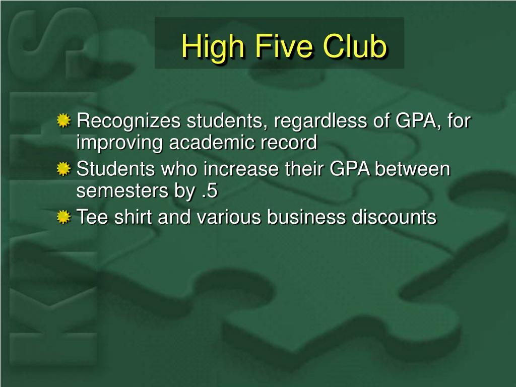 High Five Club