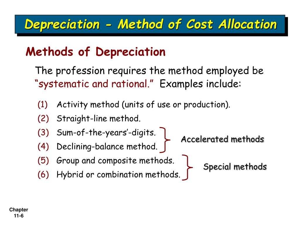 depreciation impairments and depletion