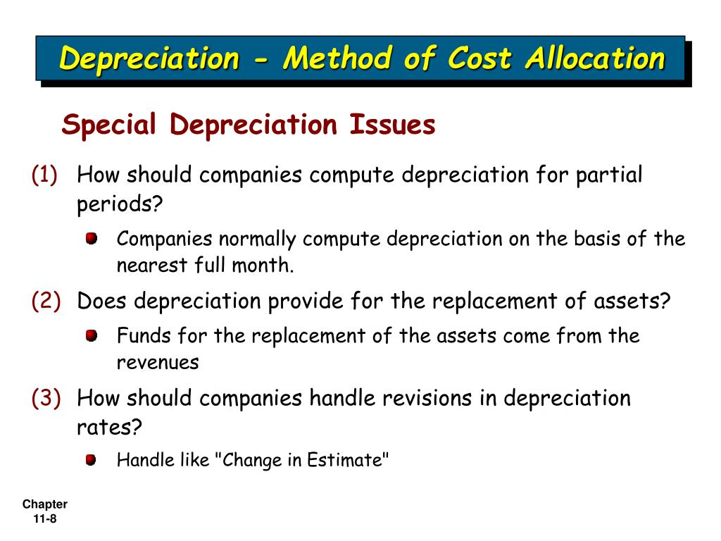 cost allocation basis