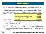 impairments16