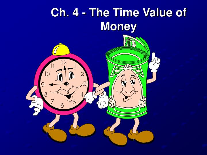 ch 4 the time value of money n.